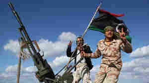 In Libya, The Militias Rule While Government Founders