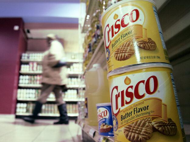 Crisco was