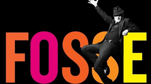 Director Bob Fosse is pictured on the cover of a new biography, titled simply, Fosse.