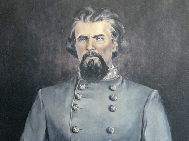 Nathan Bedford Forrest served as the first grand wizard of the Ku Klux Klan. The high school that bears his name, now majority African-American, has been at the center of controversy for decades.