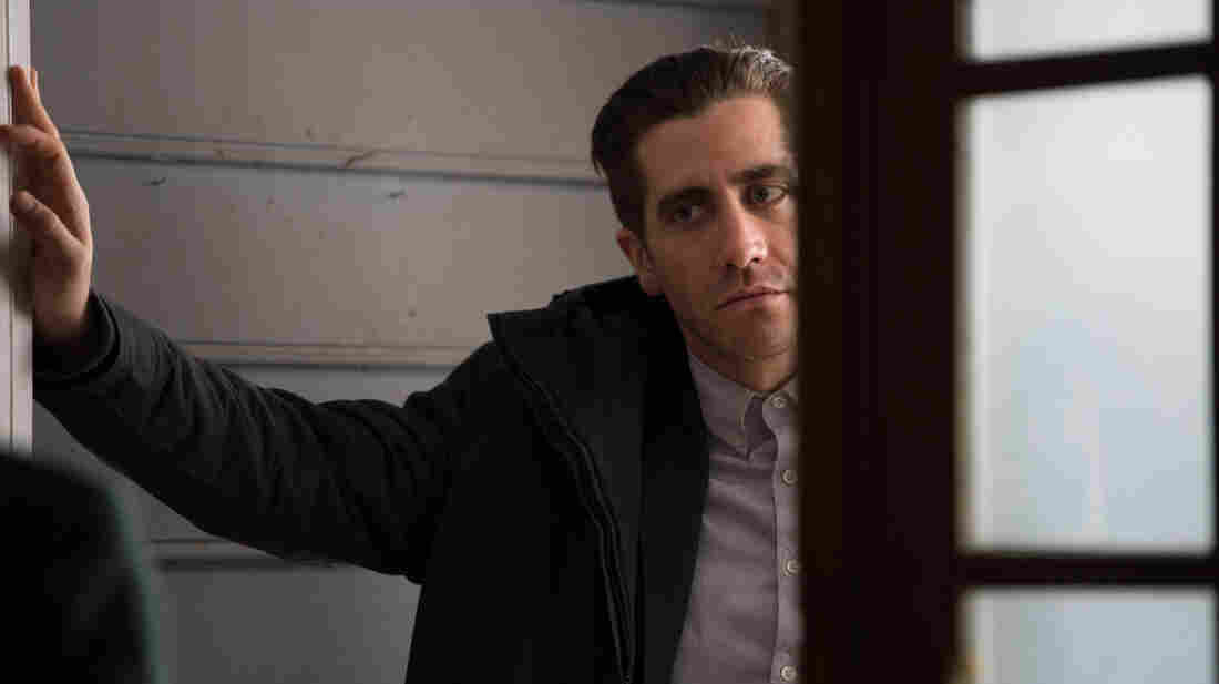 Jake Gyllenhaal plays the stoic Detective Loki in Prisoners, trying to track down two missing girls.