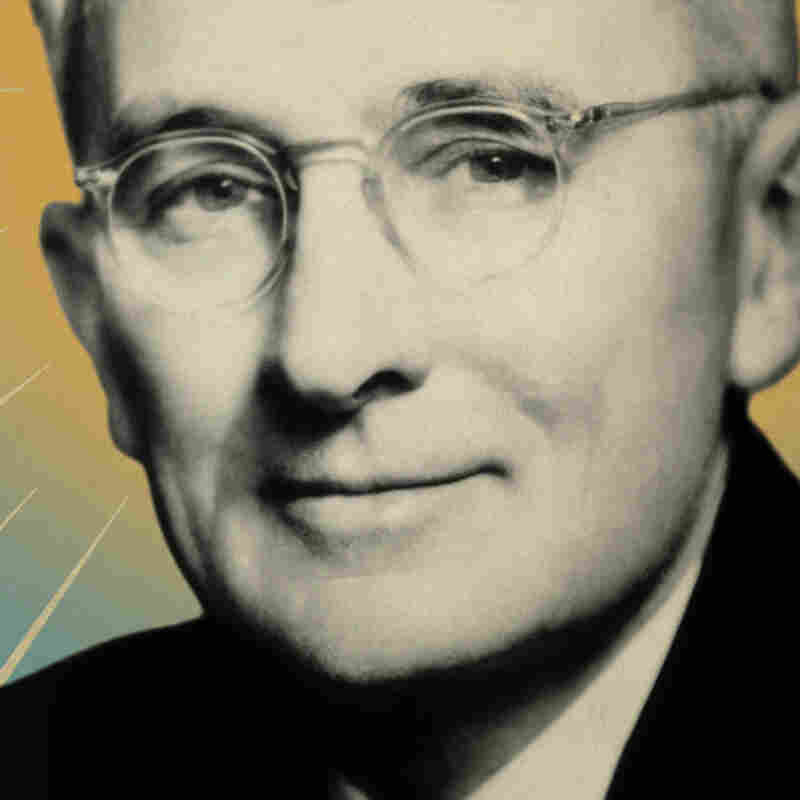 'Self-Help Messiah' Dale Carnegie Gets A Second Life In Print