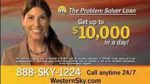 Payday lending companies like Western Sky are feeling the weight of new regulations.