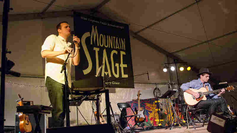 Andrew Walesch On Mountain Stage