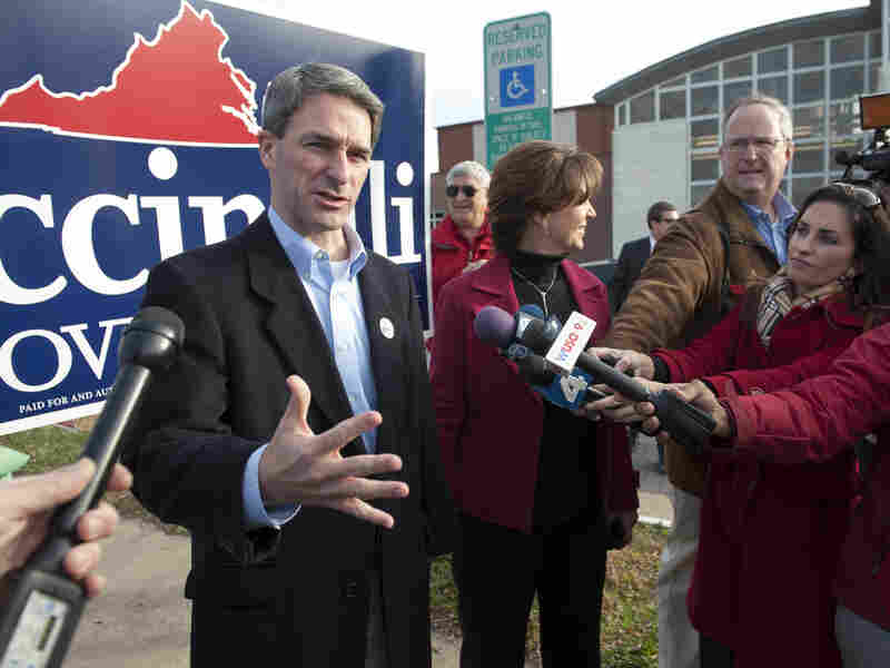 Ken Cuccinelli, the Rep