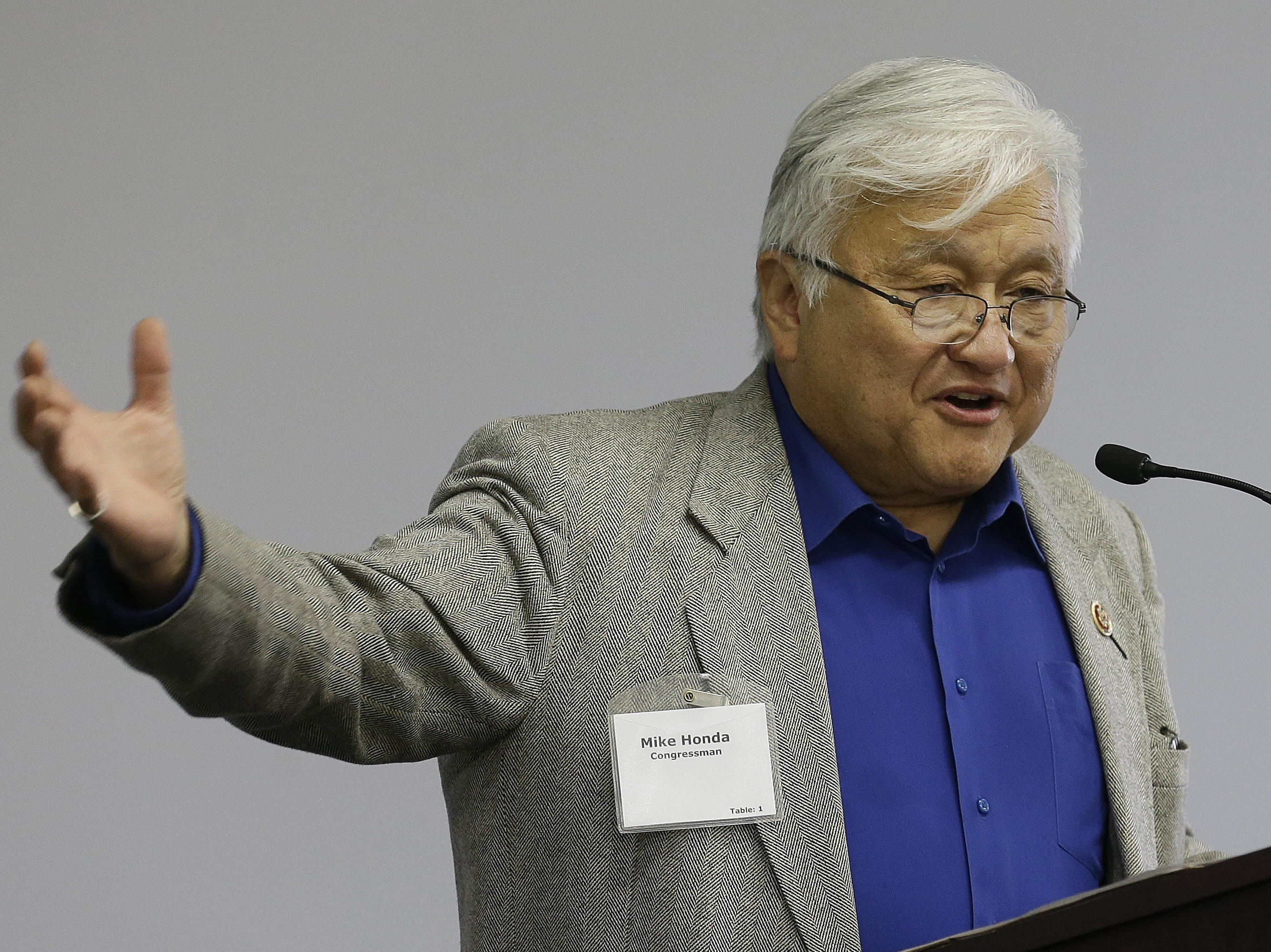 California Congressman Wakes Up To Tough Re-Election Fight