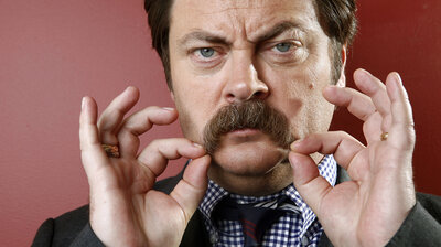 Nick Offerman Paddle Your Own Canoe
