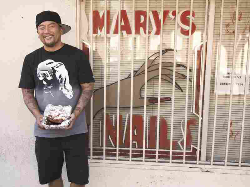 Chef Roy Choi was named Food and Wine Magazine's Best New Chef in 2010.