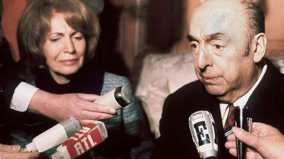 Chilean writer and diplomat Pablo Neruda died from prostate cancer, not poison, officials say. He