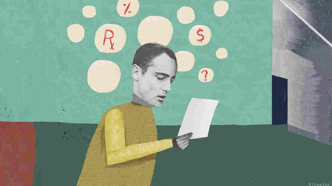 Illustration by Katherine Streeter for NPR