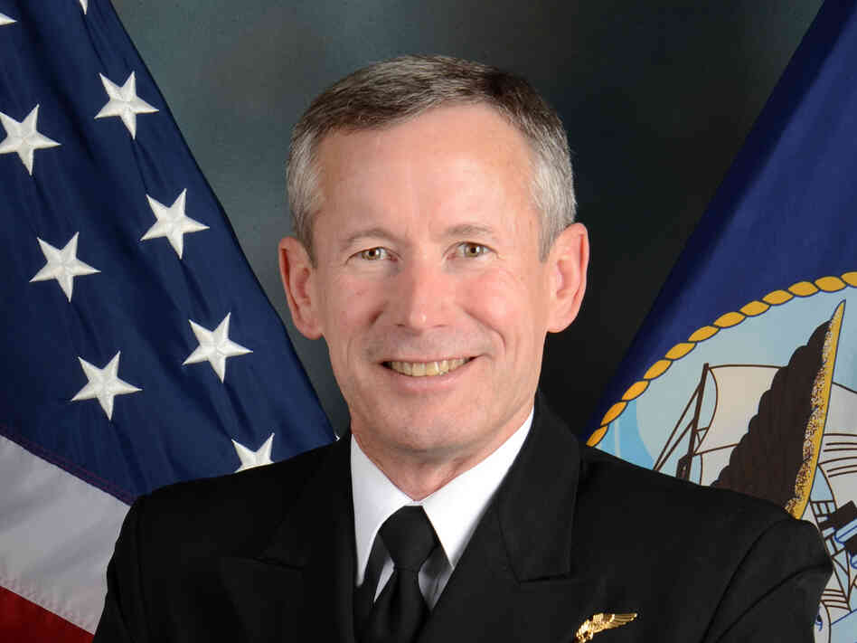 Vice Adm. Ted Branch, the director of naval intelligence, was one of two top officers to have their access to classified