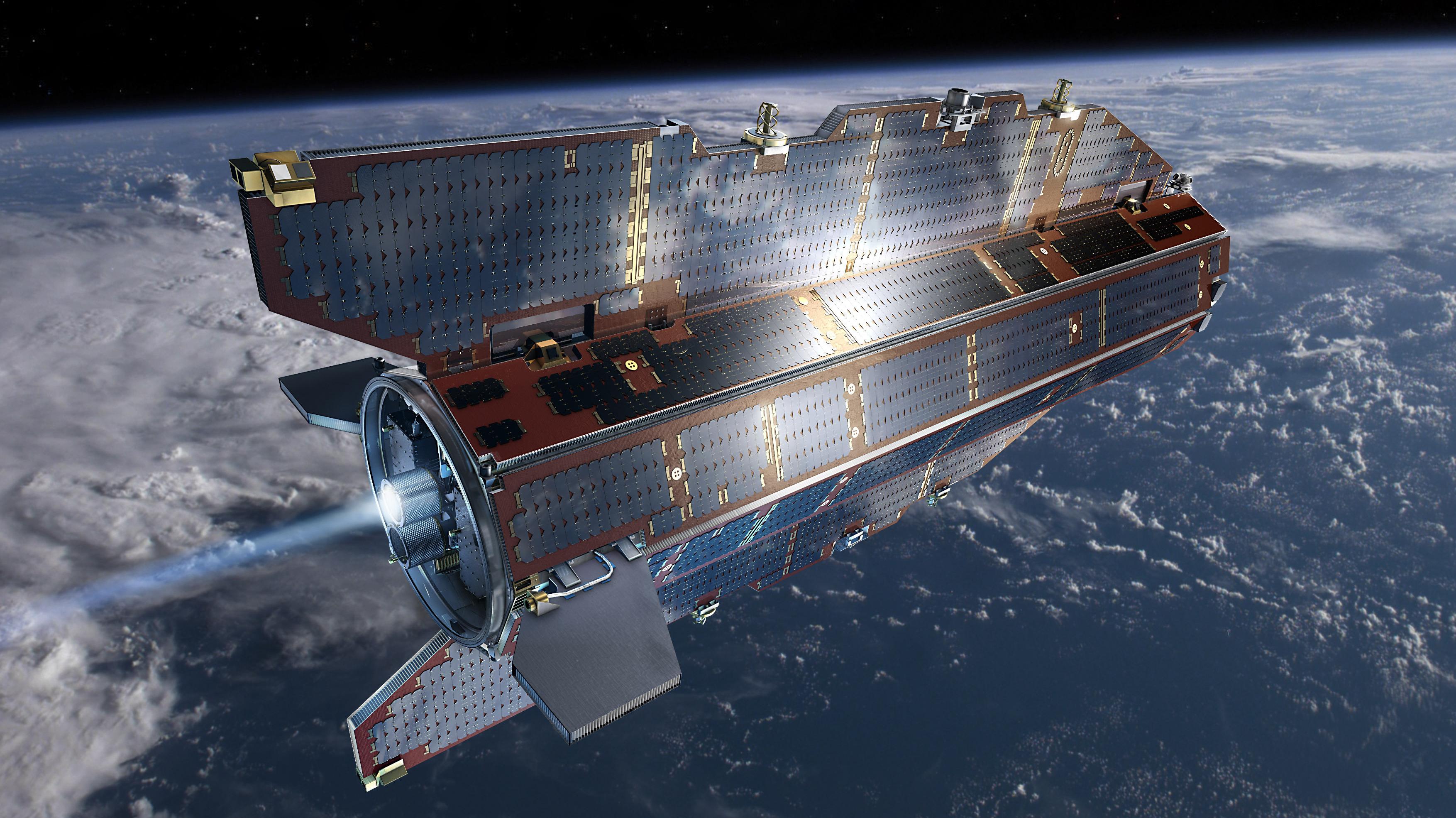 'Ferrari Of Space' Crashing Back To Earth — Maybe Tomorrow