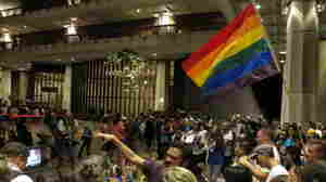 With House OK, Hawaii Poised To Legalize Gay Marriage
