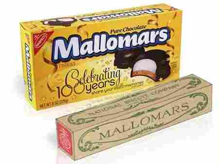 A box of Mallomars