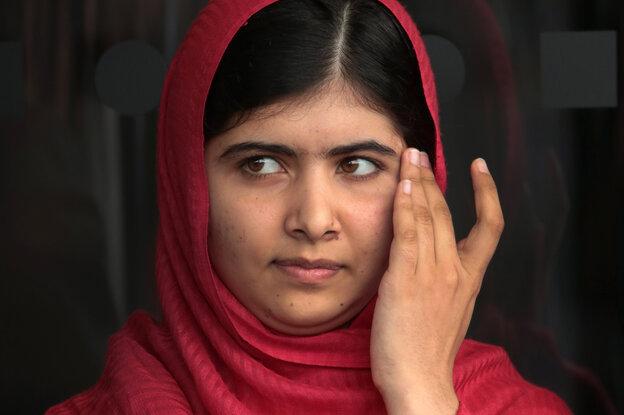 Malala Yousafzai's book, I Am Malal