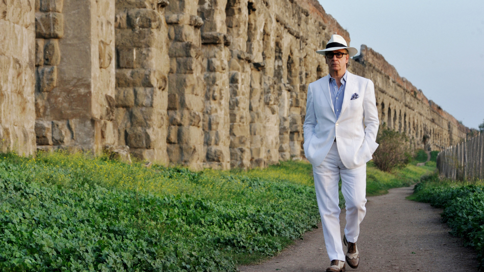 In <em>The Great Beauty</em>, aging journalist and cynic Jep Gambardella (Toni Servillo) is forced to look back on his own lavish life after a former love dies. (Gianni Fiorito/Janus Films)