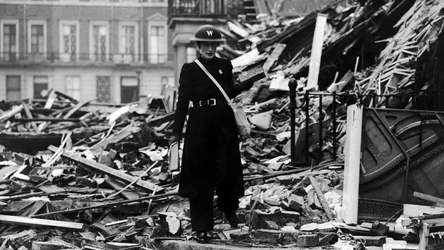 Benjamin Britten's War Requiem, written in response to the devastation of both World Wars, premiered in 1962. (Getty Images)