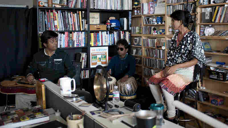 Debashish Bhattacharya: Tiny Desk Concert