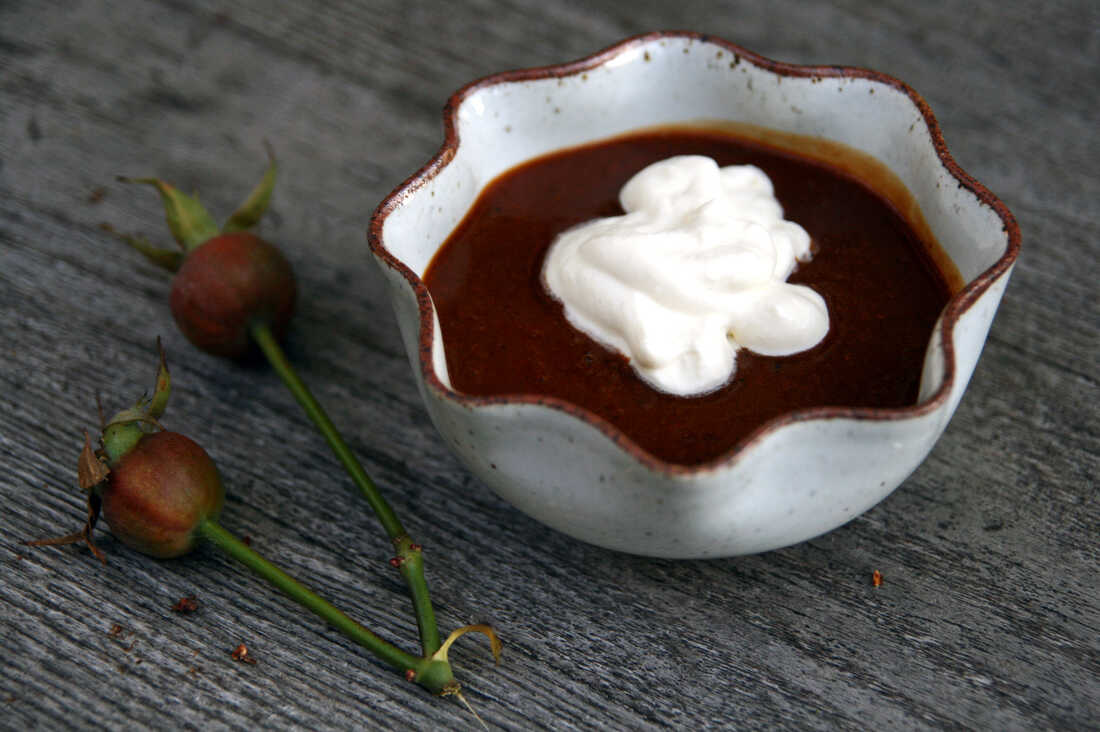 Rose Hip Soup