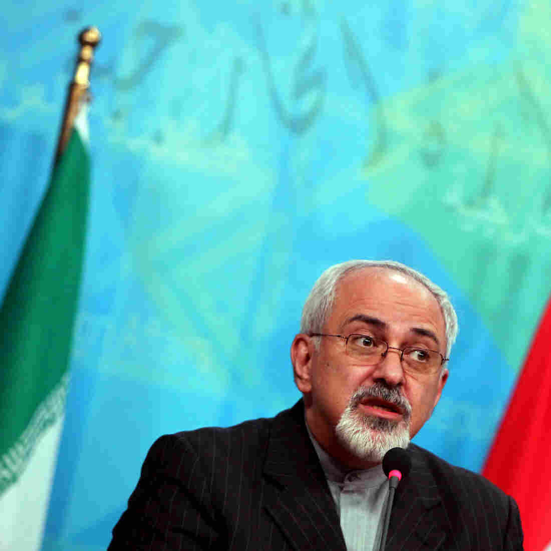 Iran Foreign Minister: West Is To Blame For Crumbling Nuclear Deal