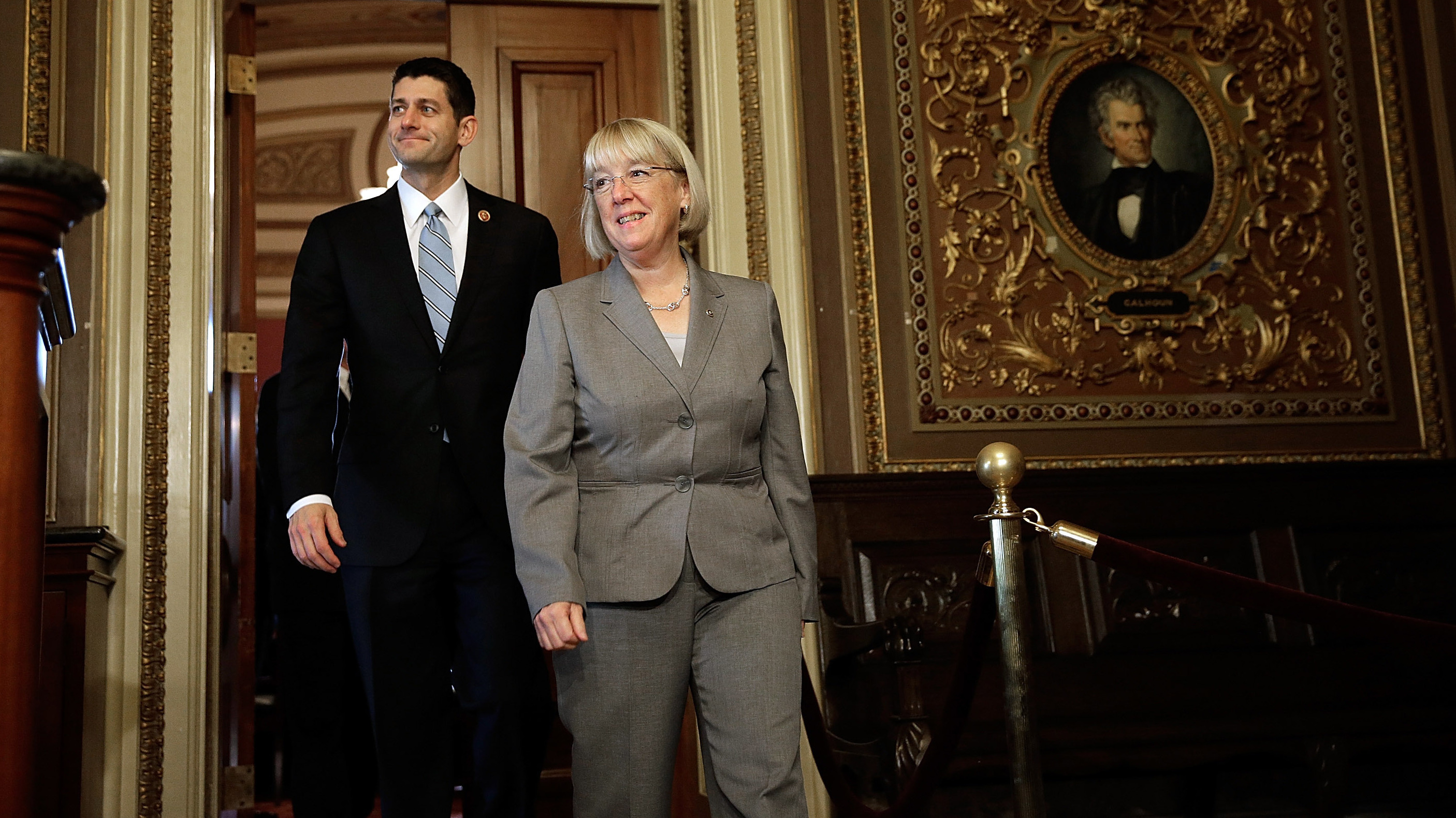 Congressional Odd Couple Could Be Key To Any Budget Breakthrough