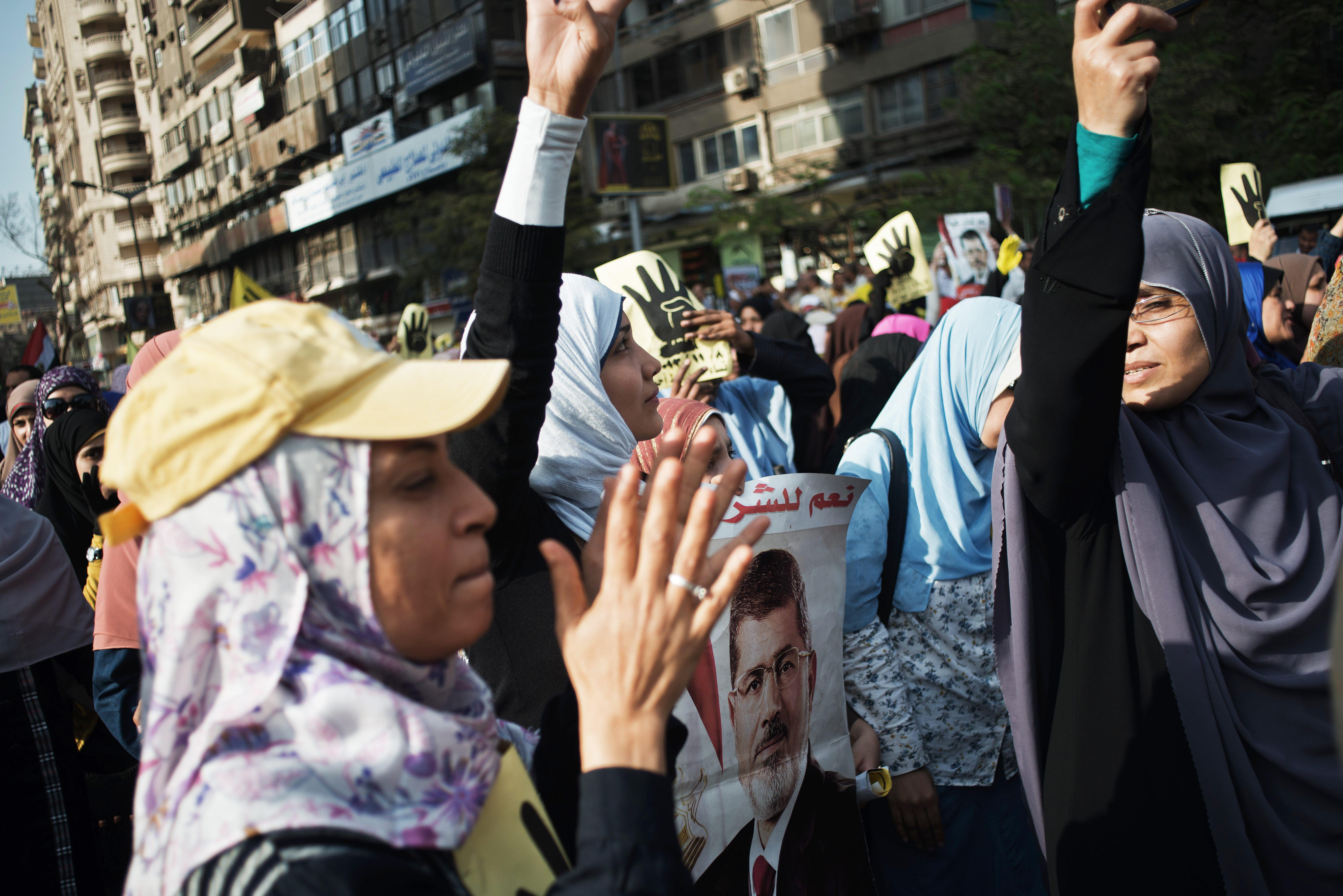 Egypt Lifts 3-Month-Old State Of Emergency
