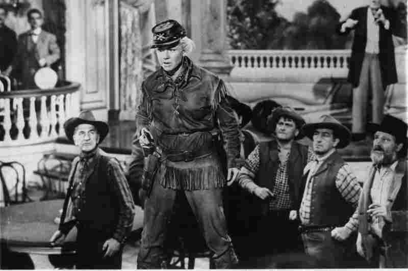 Day starred in 1953's Calamity Jane, which explores the Wild West heroine's alleged romance with frontiersman Wild Bill Hickok.