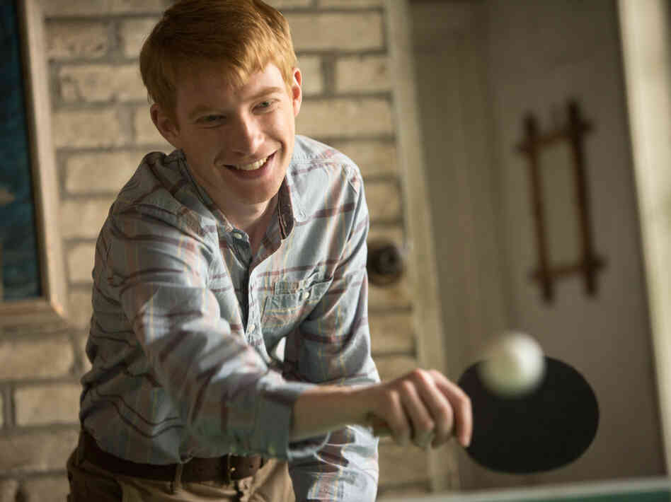 Domhnall Gleeson plays Tim in About Time.