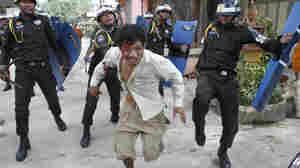 Clash Between Garment Workers, Police In Cambodia Turns Deadly