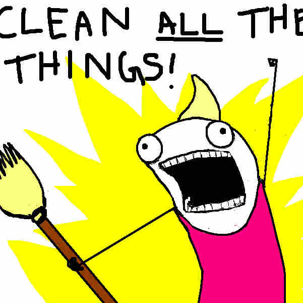 """You may recognize this drawing from Allie Brosh's popular """"This Is Why I'll Never Be An Adult"""" blog post. (It's now a popular Internet meme.)"""