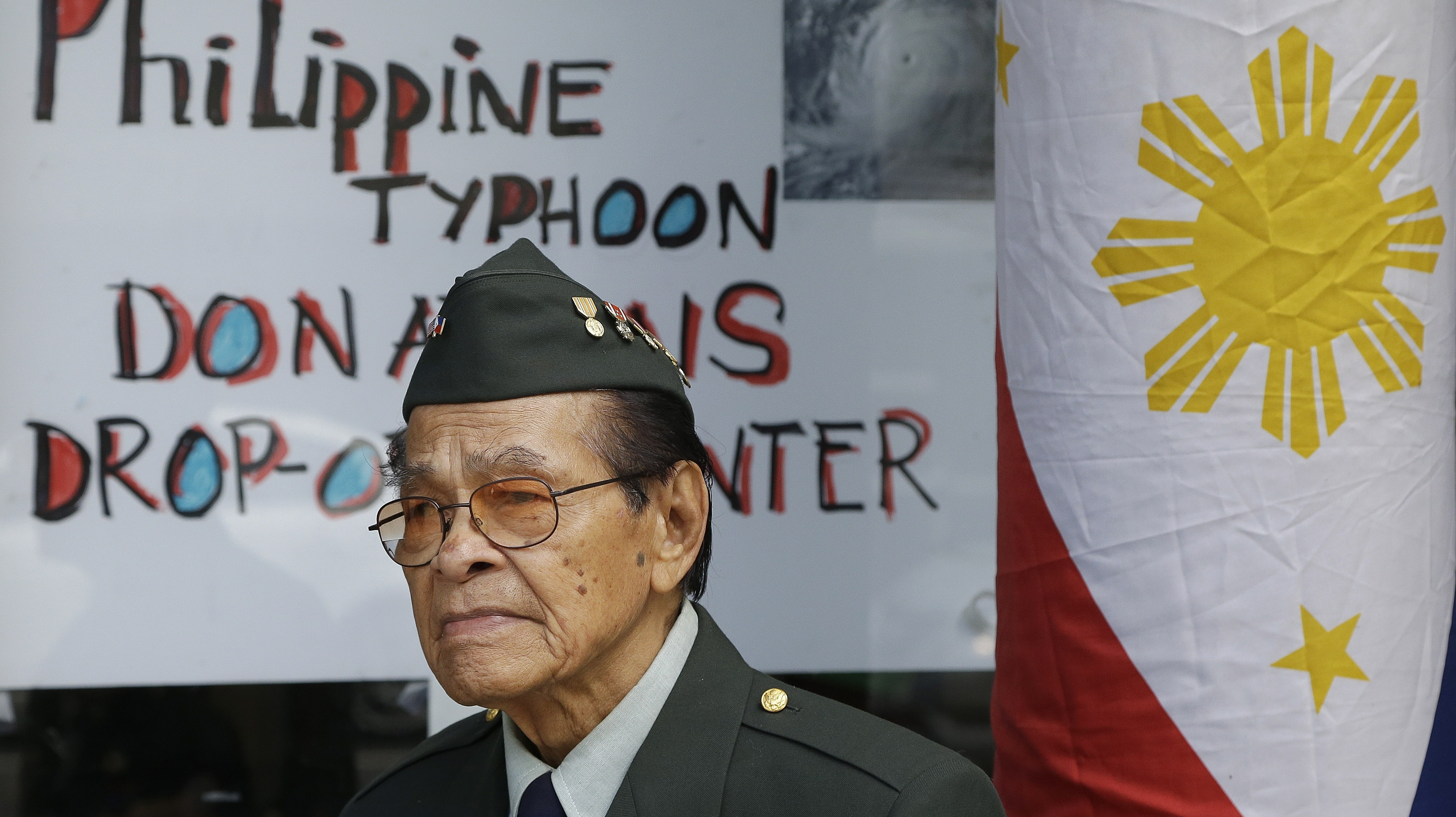 Philippine Expats In California Contribute To Typhoon Relief