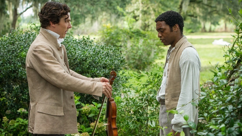 12 Years A Slave Is This Year S Best Film About Music The Record Npr