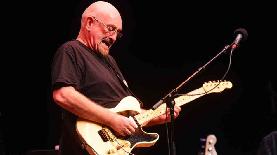 Dave Mason performs live on Mountain Stage.
