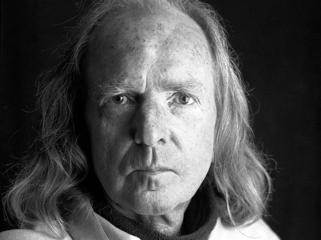 John Tavener's ethereal music was influenced by the Russian Orthodox traditions.