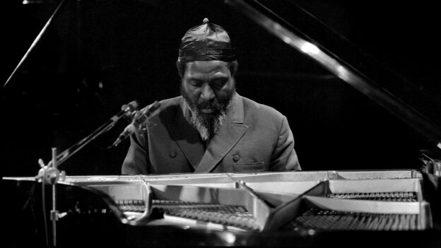 Paris 1969, from the late Thelonious Monk, comes out Nov. 26.