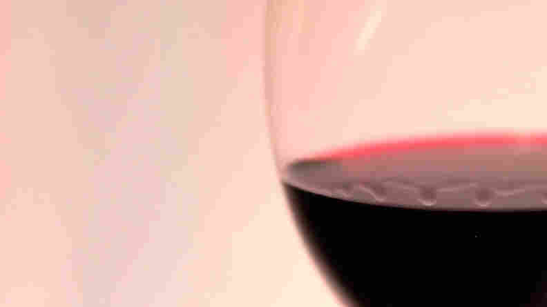 Wine tears