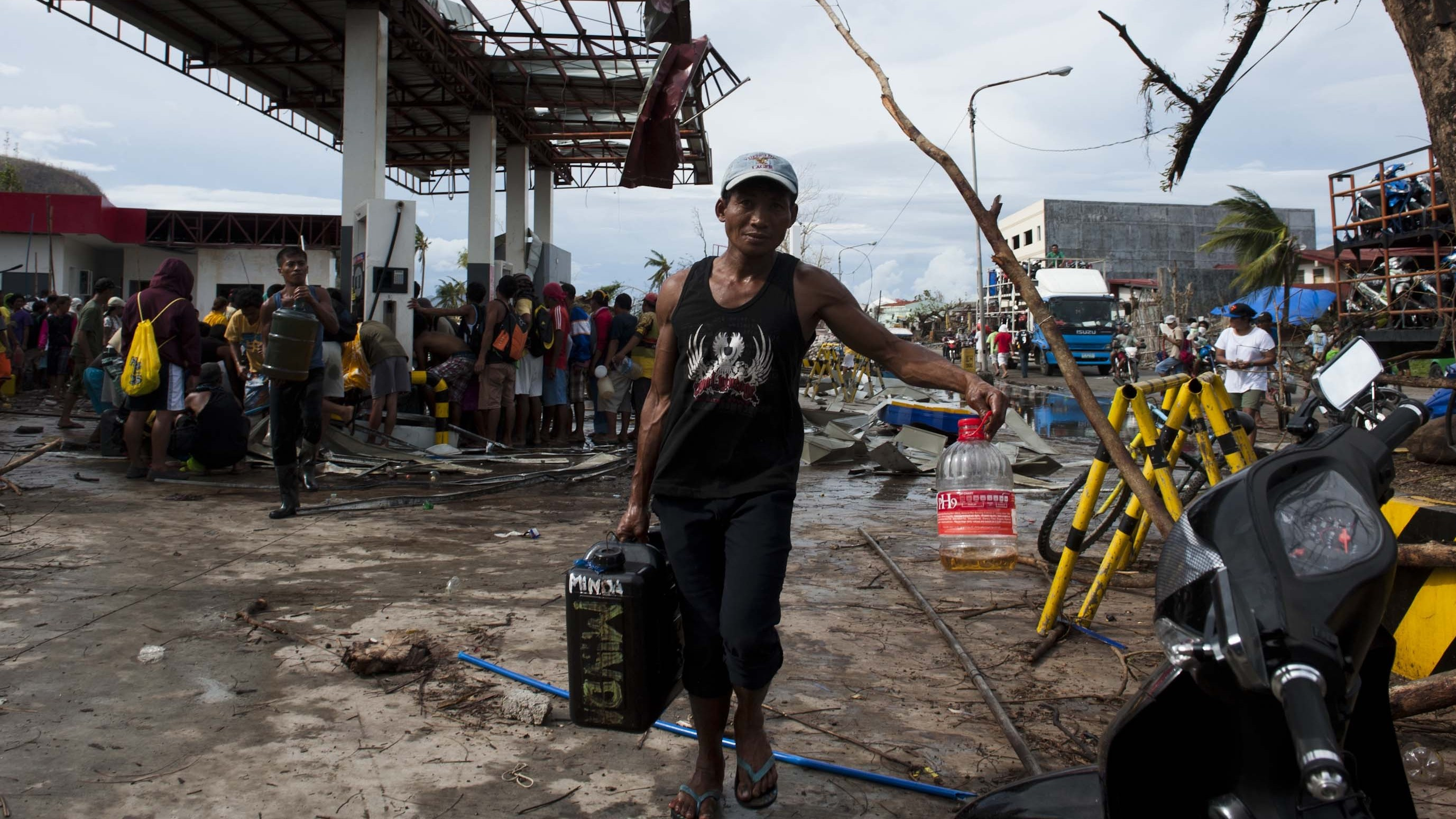 By The Numbers: A Typhoon's Devastation