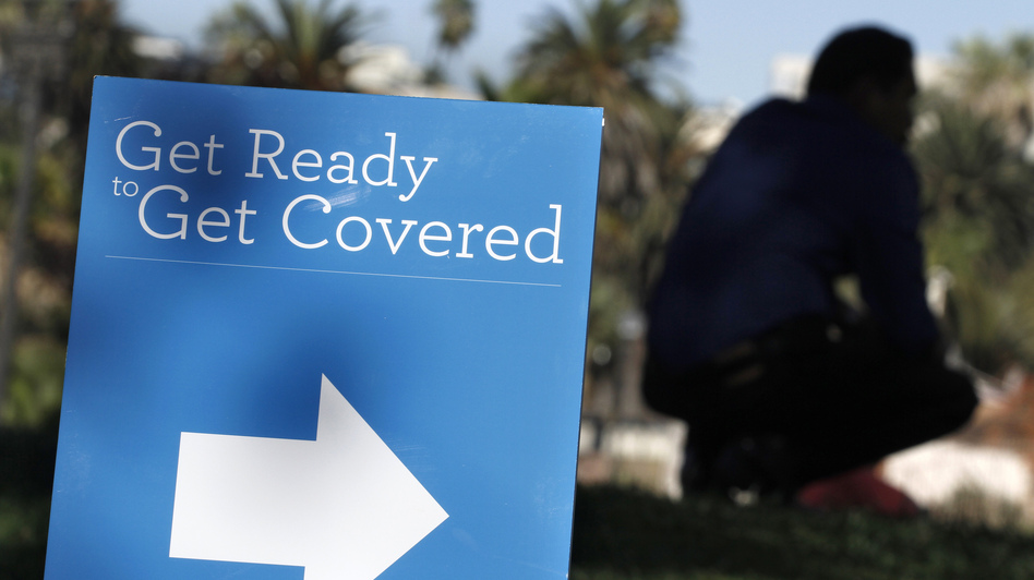 On Sept. 28, just days before enrollment opened for coverage under the Affordable Care Act, this outreach event was hosted by Planned Parenthood for the Latino community in Los Angeles. But in the first month of the troubled HealthCare.gov website saw just a fraction of those expected to sign up had managed to do so.