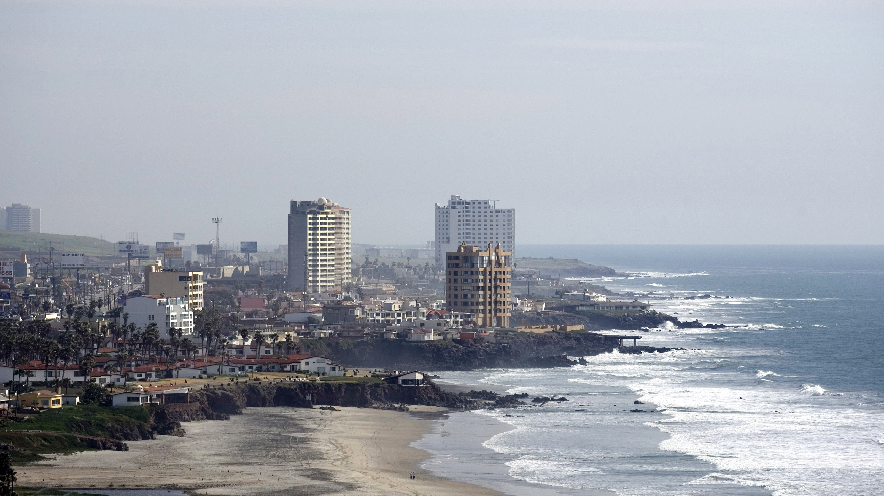 Americans Might Soon Get To Buy Mexican Beachfront, Border Land