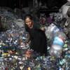 Christmas Lights Make Slippers In Global 'Junkyard' Economy