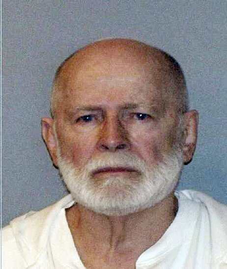 "James ""Whitey"" Bulger was captured in June 2011 in Santa Monica, Calif., with his longtime girlfriend, Catherine Greig."