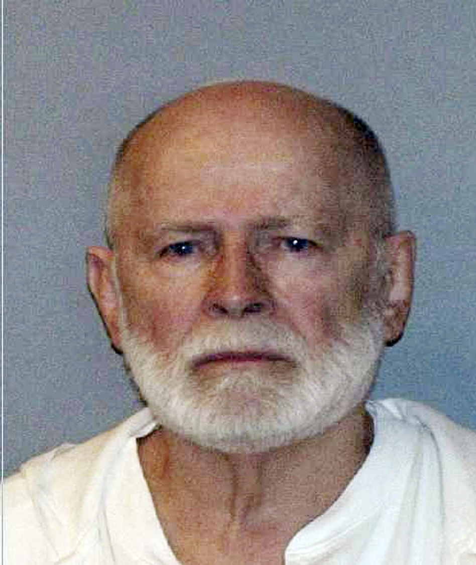 """James """"Whitey"""" Bulger was captured in June 2011 in Santa Monica, Calif., with his longtime girlfriend, Catherine Greig. ( )"""