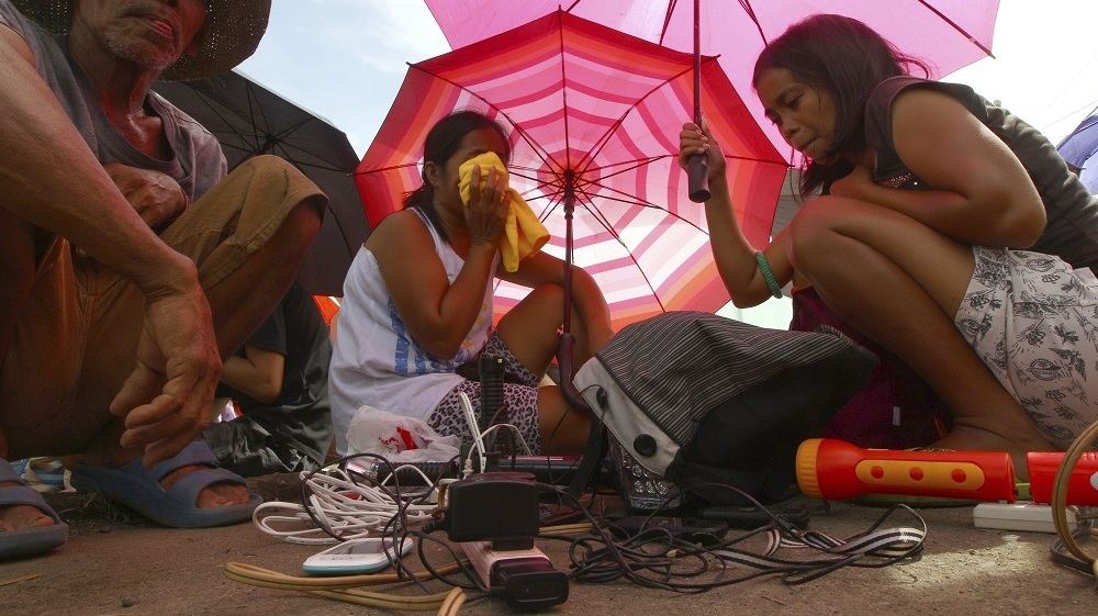 Flooded And Powerless: When Lights And Cellphones Go Dark