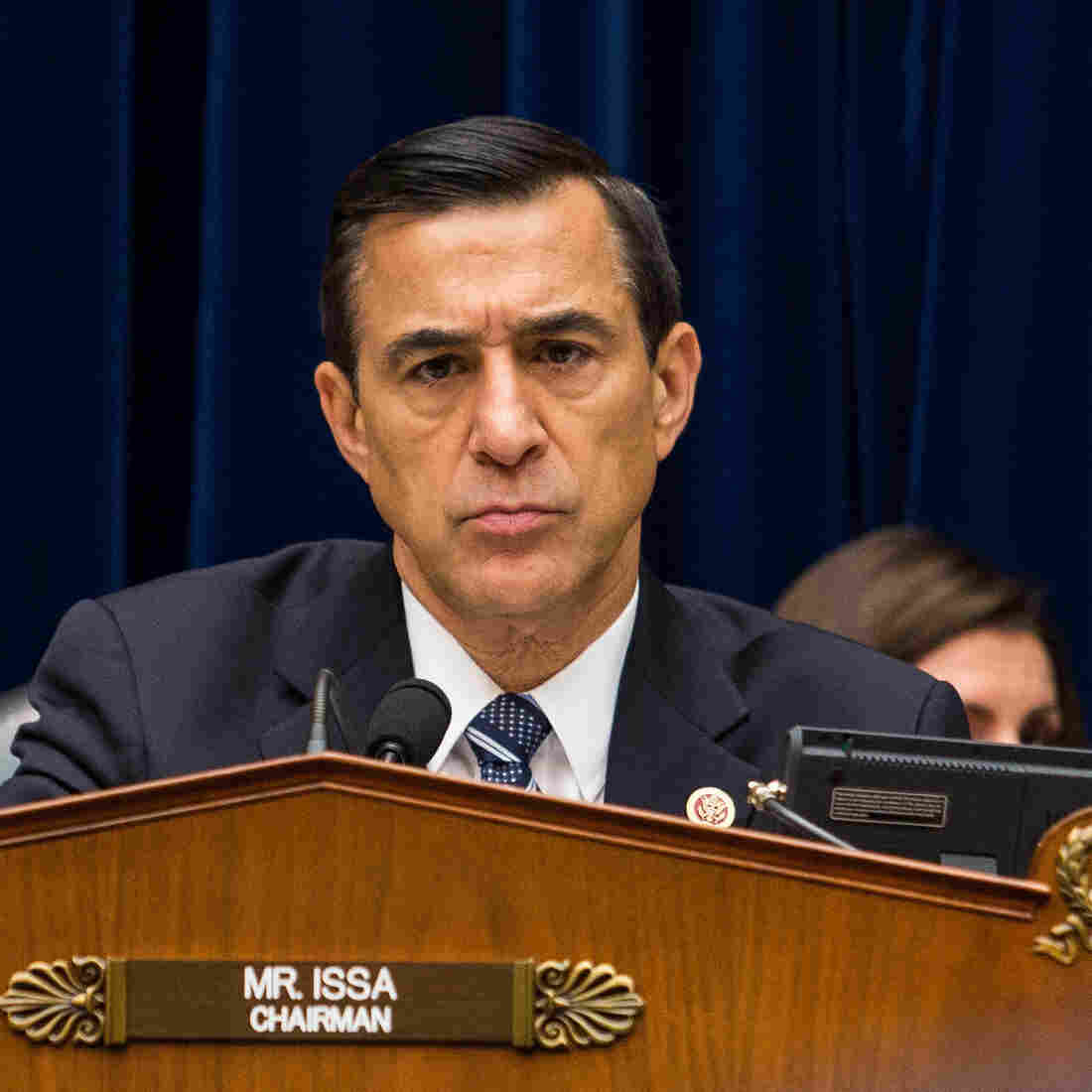 On Wednesday, Republican Rep. Darrell Issa's House Oversight and Government Reform Committee, finally got its turn to pummel the Obamacare rollout. The photo is from a Benghazi hearing in September 2013.