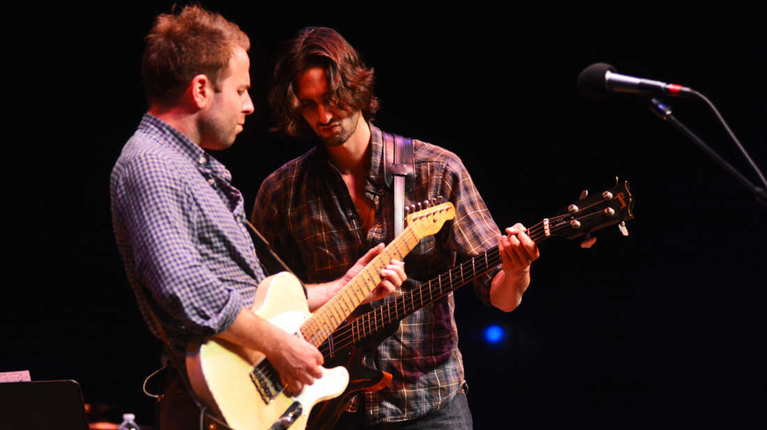 Dawes On Mountain Stage