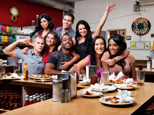 The cast of The Real World: Por