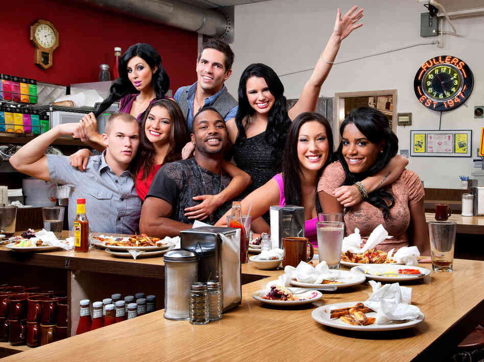 The cast of The Real World: Portland.