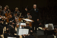 The San Franciscans ended the evening with a much-appreciated encore: Copland's ever-popular