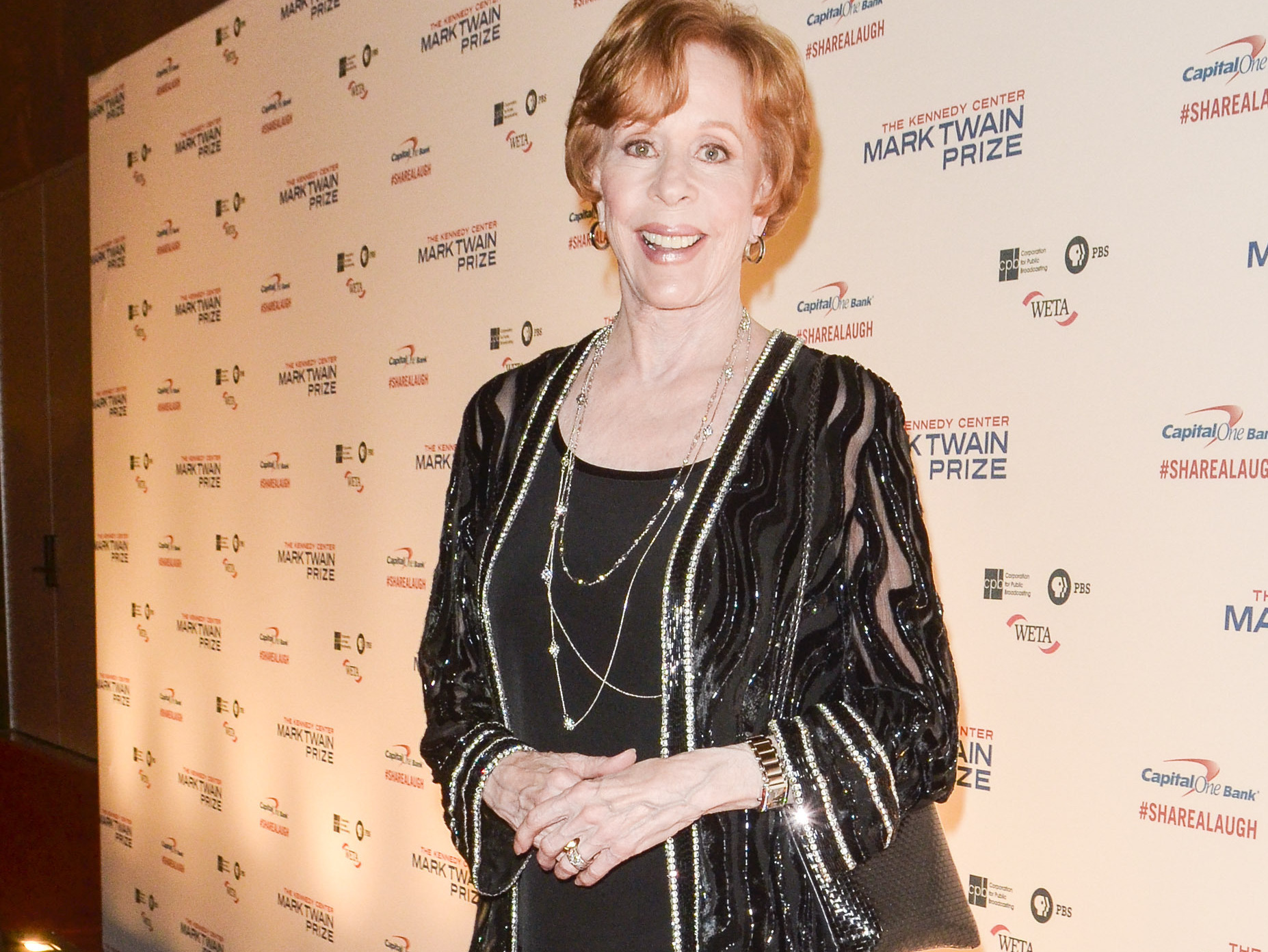 Carol Burnett: The Fresh Air Interview