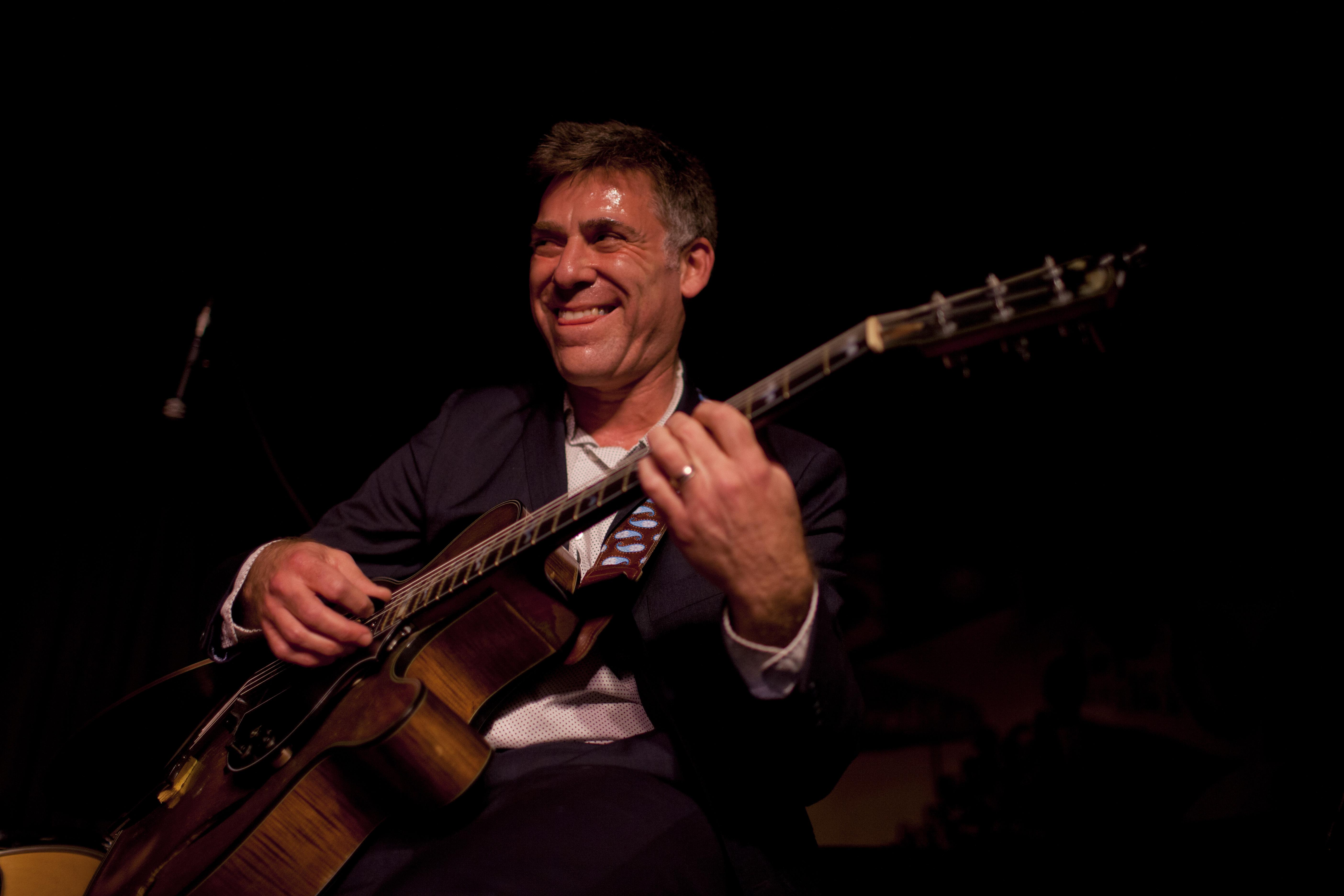 Peter Bernstein.